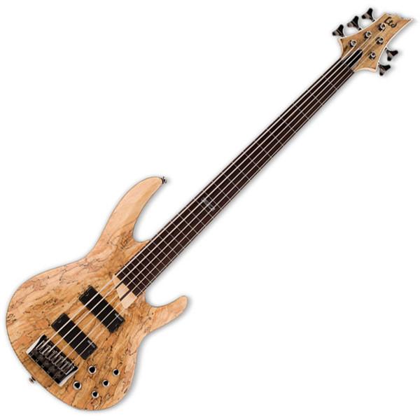 esp fretless bass guitars gear4music. Black Bedroom Furniture Sets. Home Design Ideas