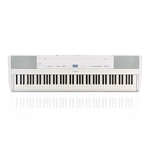 Yamaha P515 Digital Piano, White main