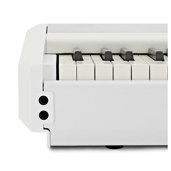 Yamaha P515 Digital Piano, White side
