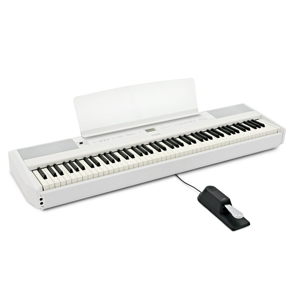 yamaha p515 digital piano white at gear4music. Black Bedroom Furniture Sets. Home Design Ideas