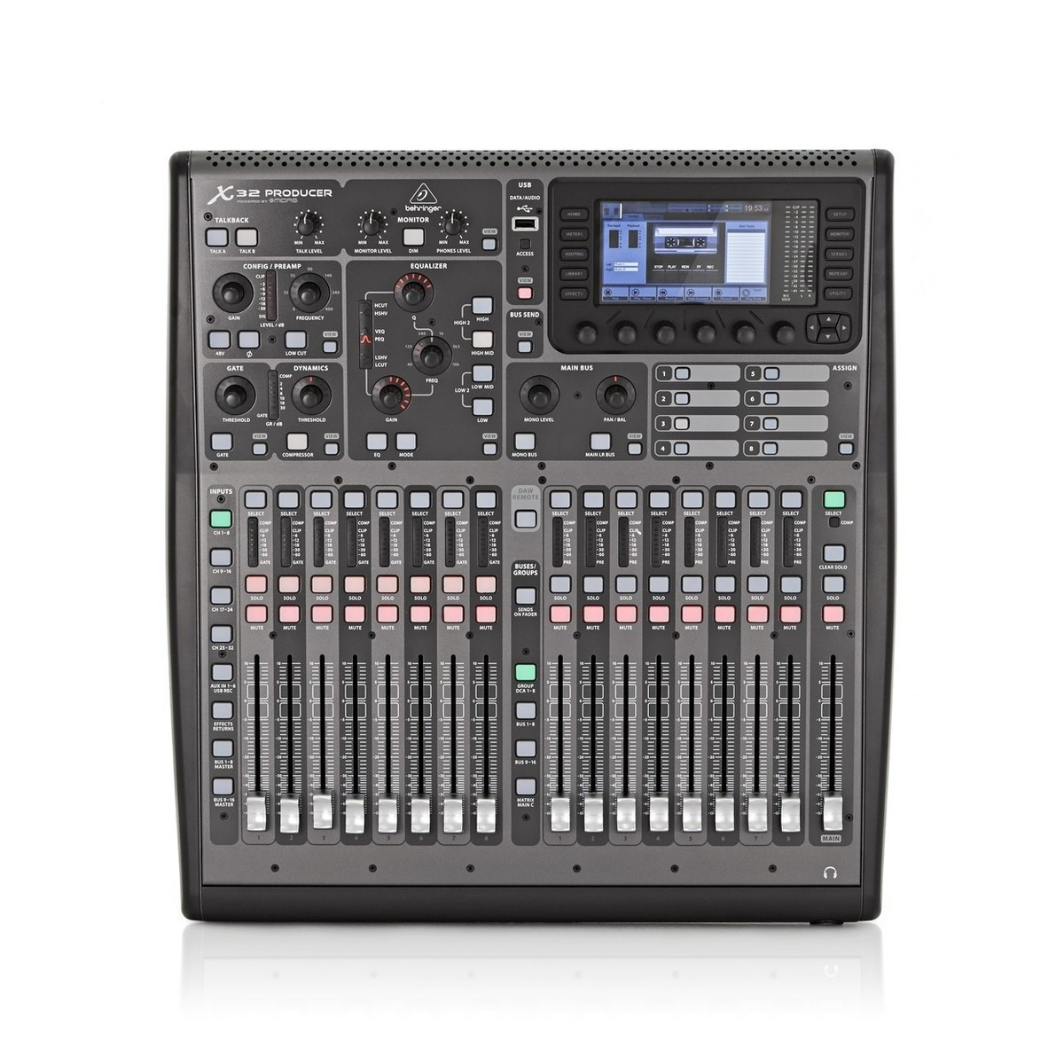 Behringer X32 PRODUCER Digital Mixing Console - B-Stock