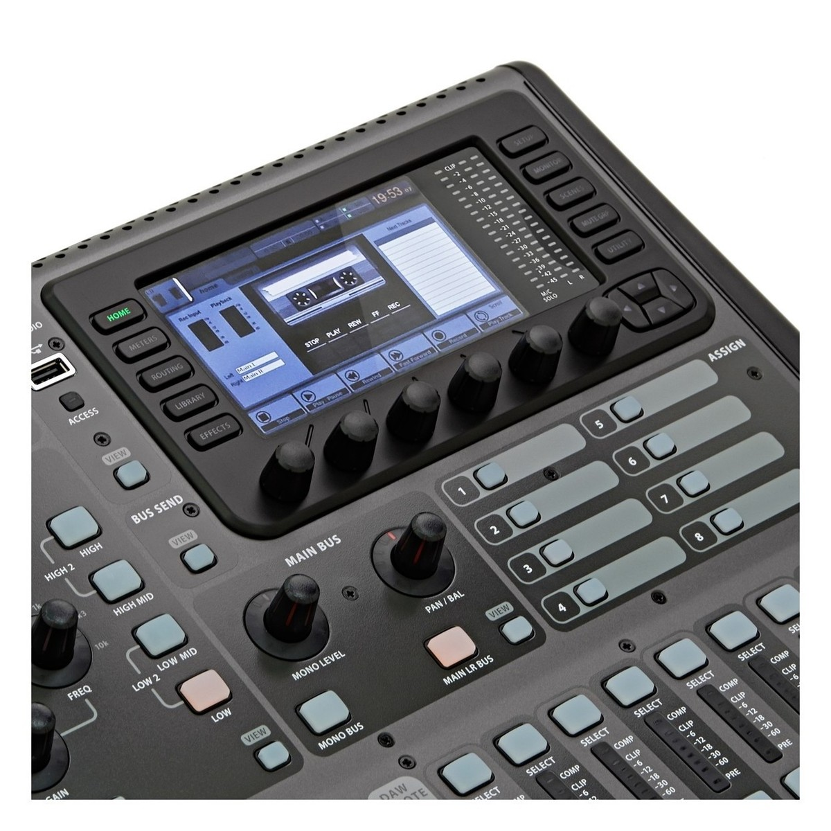 behringer x32 producer digital mixing console b stock at gear4music. Black Bedroom Furniture Sets. Home Design Ideas