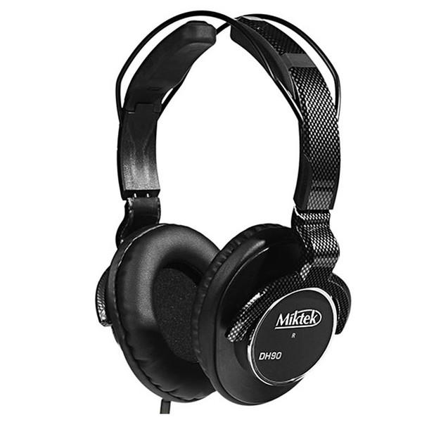 Miktek DH90 Closed Back Studio Headphones Main