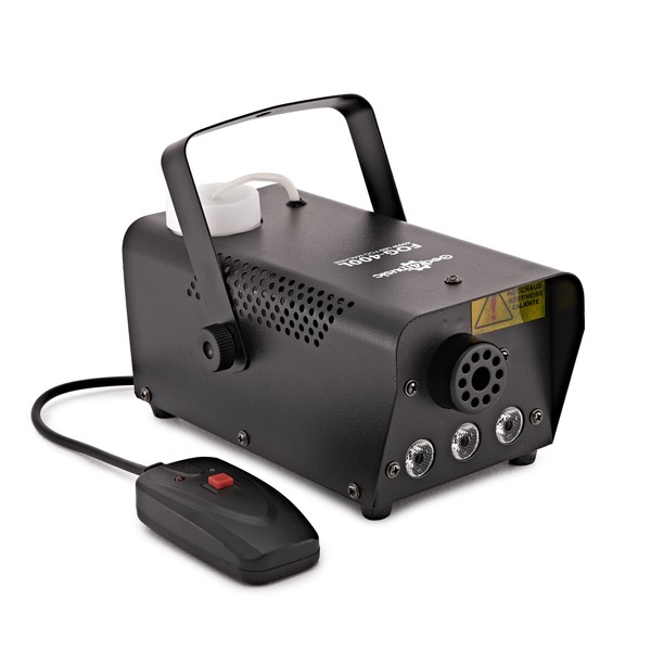 400W Fog Machine with LEDs by Gear4music