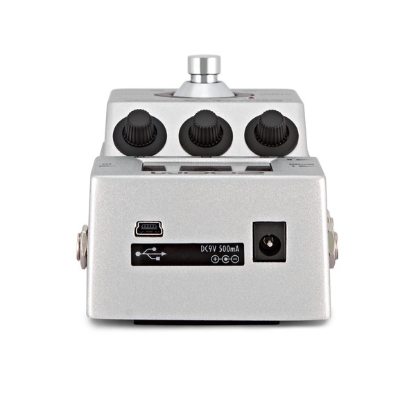 Zoom MS-50G MultiStomp Pedal front