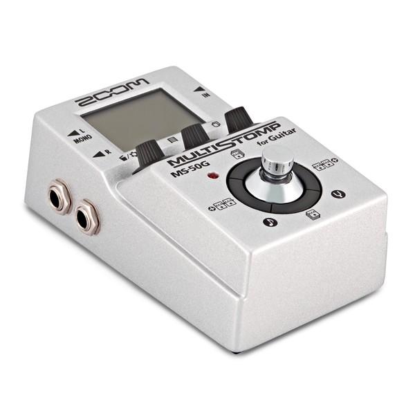zoom ms 50g multistomp pedal at gear4music. Black Bedroom Furniture Sets. Home Design Ideas