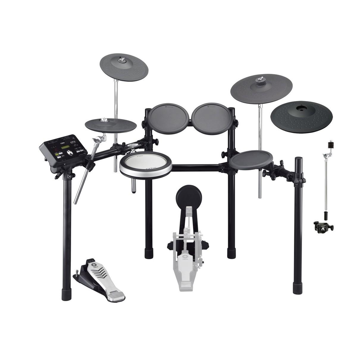 Yamaha DTX522K Electronic Drum Kit w/Free Crash