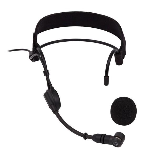 Audio Technica PRO9cW Cardioid Condenser Headworn Microphone