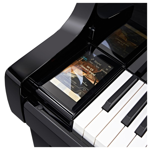 Kawai Novus NV10 Hybrid Digital Piano, Polished Ebony