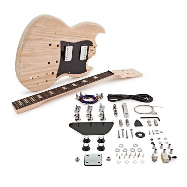 Brooklyn Electric Guitar DIY Kit