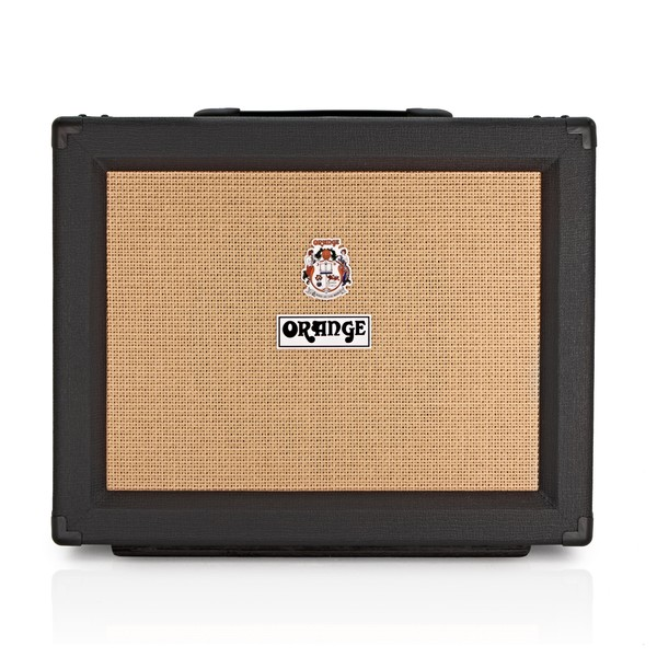 Orange PPC112 1 x 12 Closed Back Speaker Cab, Black