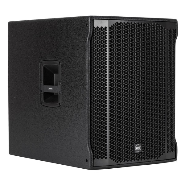 RCF SUB 8003-AS II 18'' Bassreflex Active Subwoofer, Front Angled Right