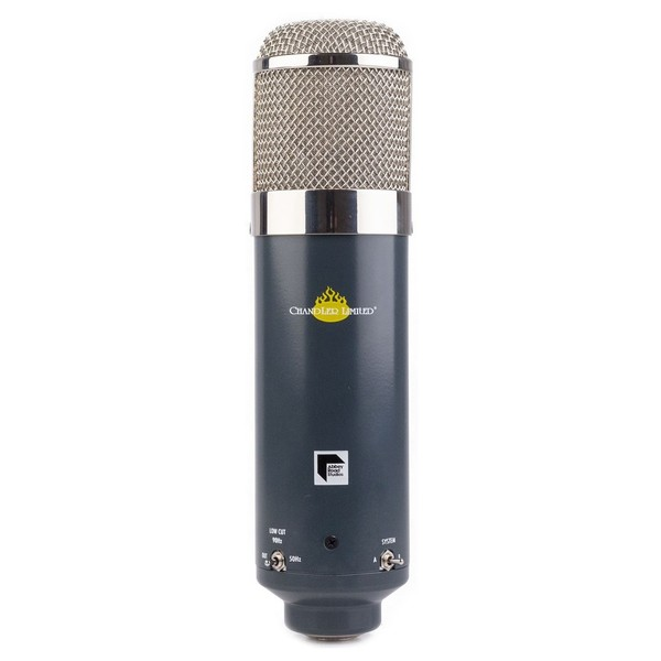 Chandler Limited Abbey Road Studios EMI TG Microphone - Front