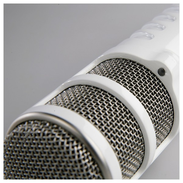 Rode Podcaster USB Condenser Microphone - Close Up