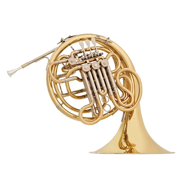 Coppergate Double French Horn, by Gear4music main