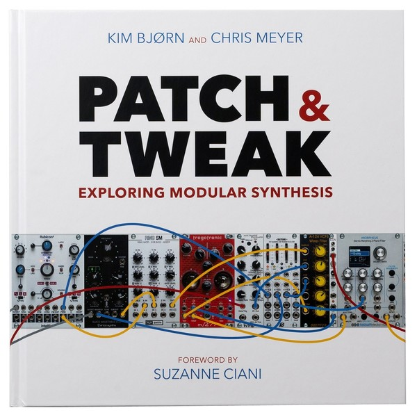 Patch and Tweak Cover