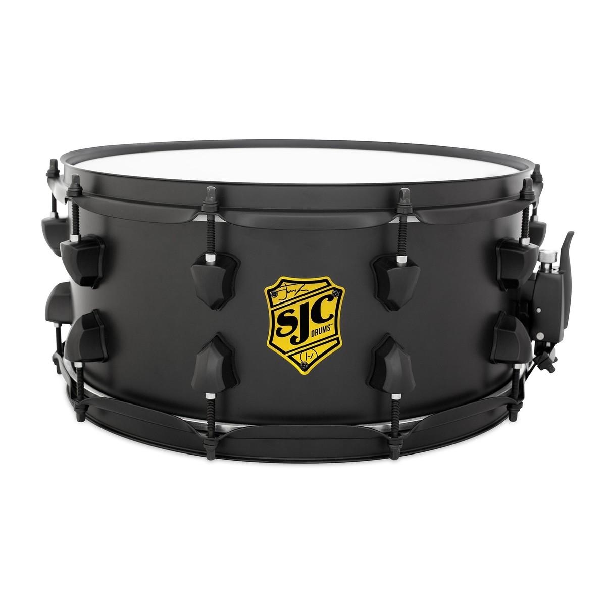 SJC Drums 14'' x 6.5''' Josh Dun Signature Crowd Snare Drum