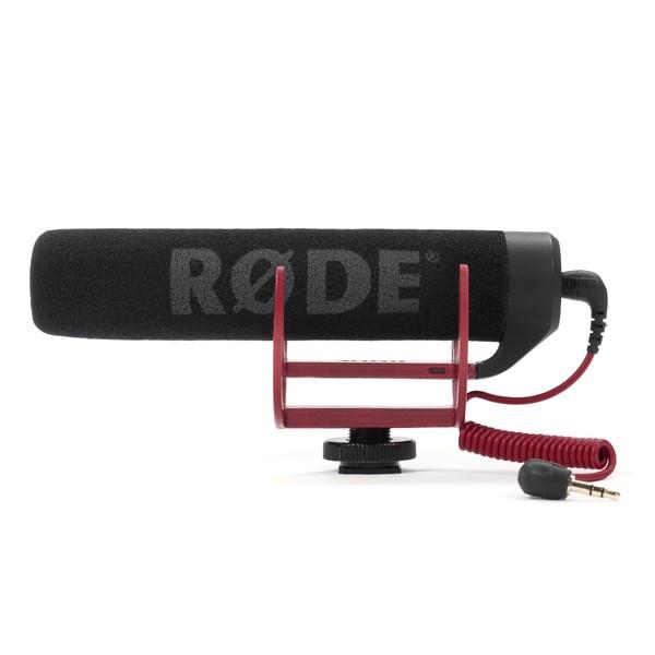 Rode VideoMic Go, Lightweight On-Camera Microphone - Main