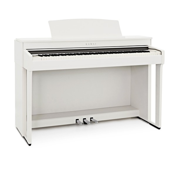 Kawai CN37 Digital Piano, Satin White