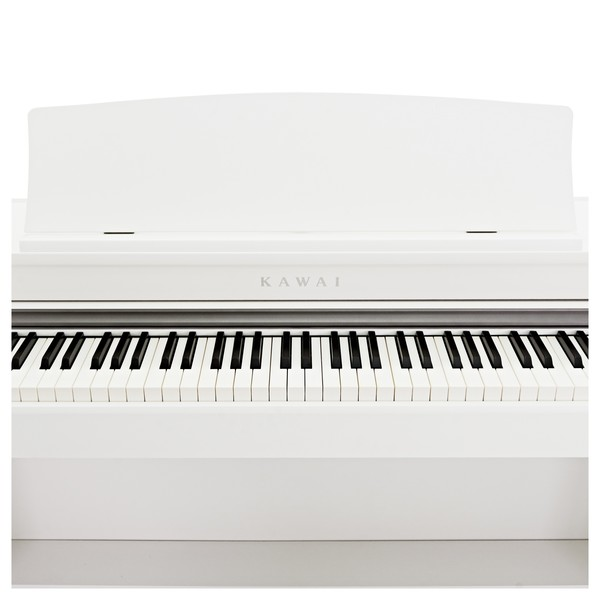 kawai cn37 digital piano satin white at gear4music. Black Bedroom Furniture Sets. Home Design Ideas