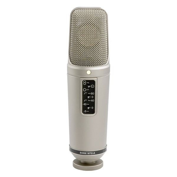 Rode NT2-A Studio Solution Pack - Mic Front