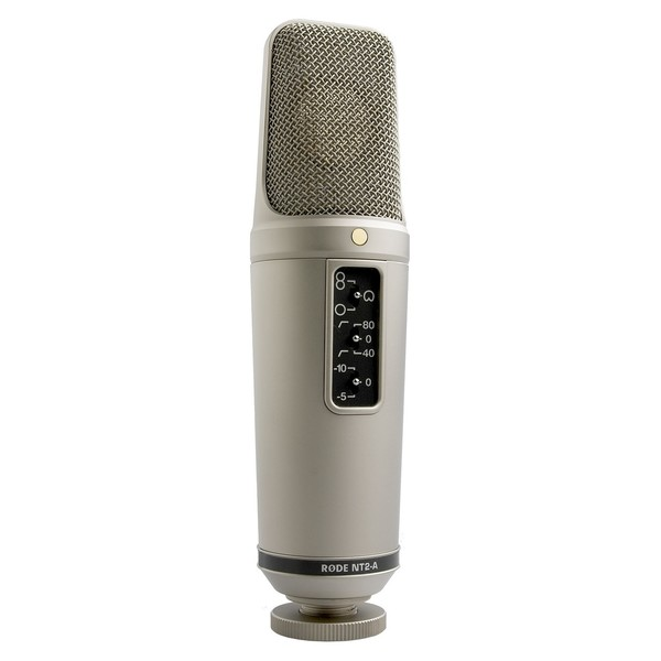 Rode NT2-A Studio Solution Pack - Mic Angle