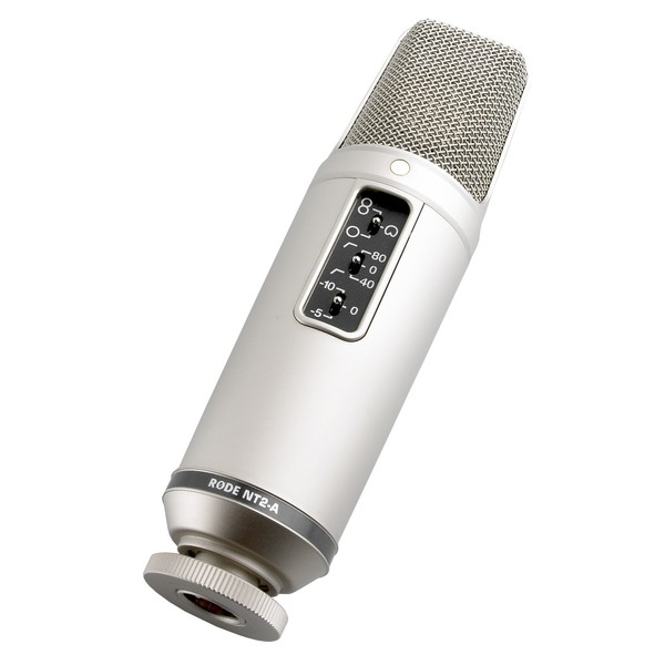 Rode NT2-A Studio Solution Pack - Mic Side