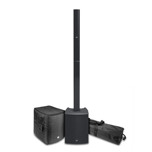 LD Systems Maui 28 G2 Column PA System with Cover and Bag