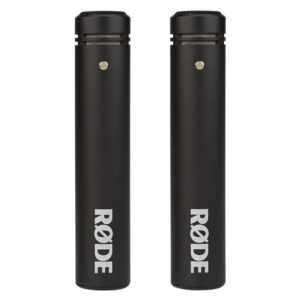 Rode M5 Cardioid Condenser Microphone, Matched Pair - Main