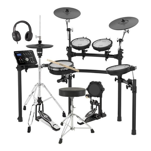Roland TD-25K V-Drums Electronic Drum Kit W/ Accessory Pack - Main Image