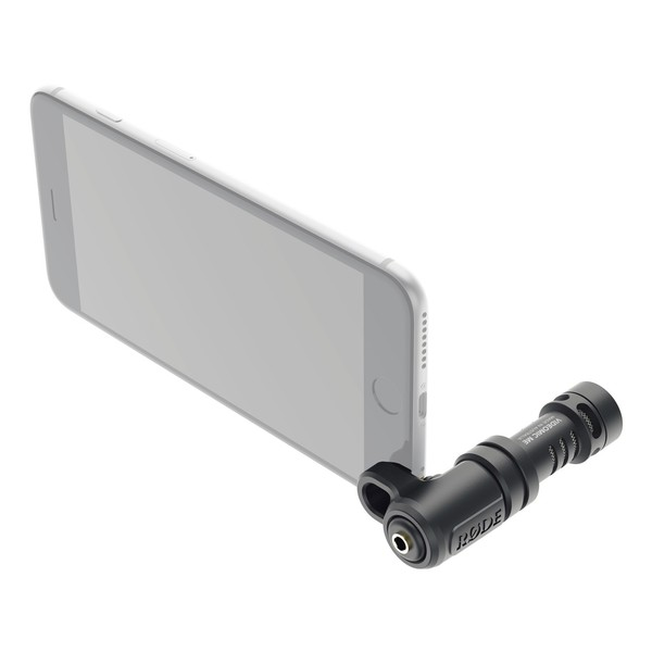 Rode VideoMic Me Microphone for iPhone and iPad - Main