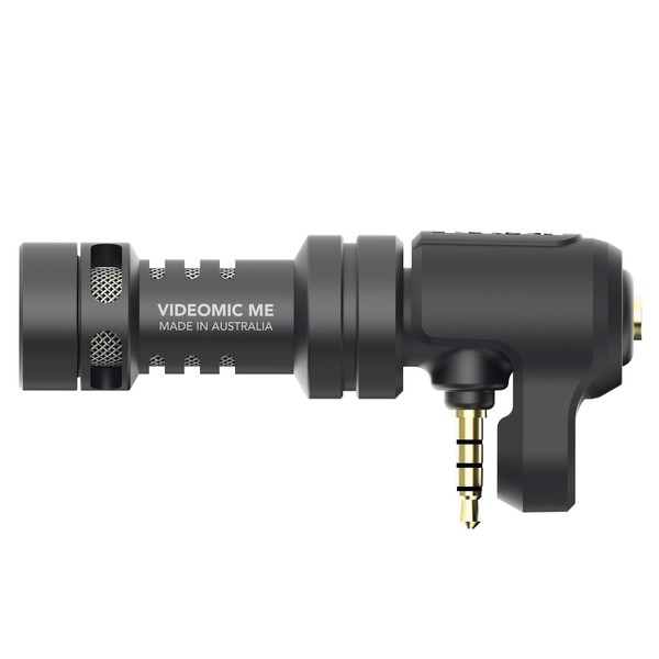 Rode VideoMic Me Microphone for iPhone and iPad - Mic
