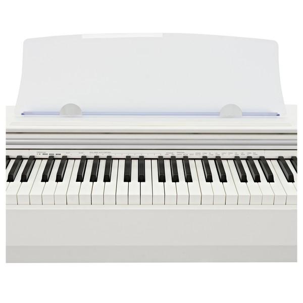 Casio PX 770 Digital Piano, White front close