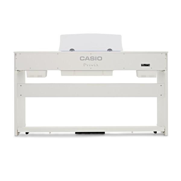 Casio PX 770 Digital Piano, White back
