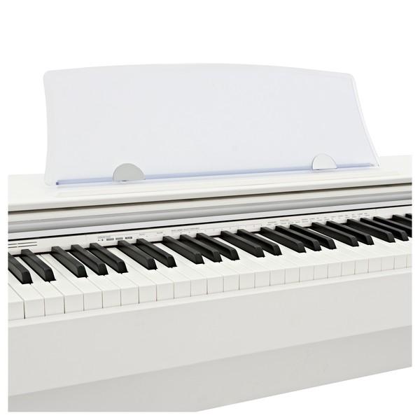 Casio PX 770 Digital Piano, White keys