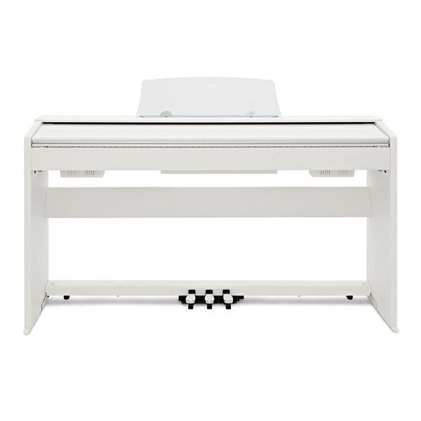 Casio PX 770 Digital Piano, White front closed