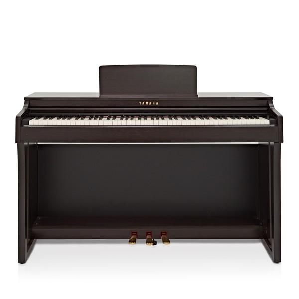 Yamaha CLP 625 Digital Piano, Rosewood main