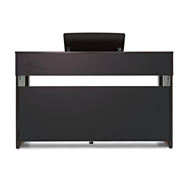Yamaha CLP 625 Digital Piano, Rosewood back