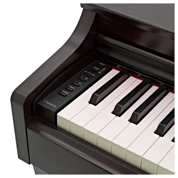 Yamaha CLP 625 Digital Piano, Rosewood panel