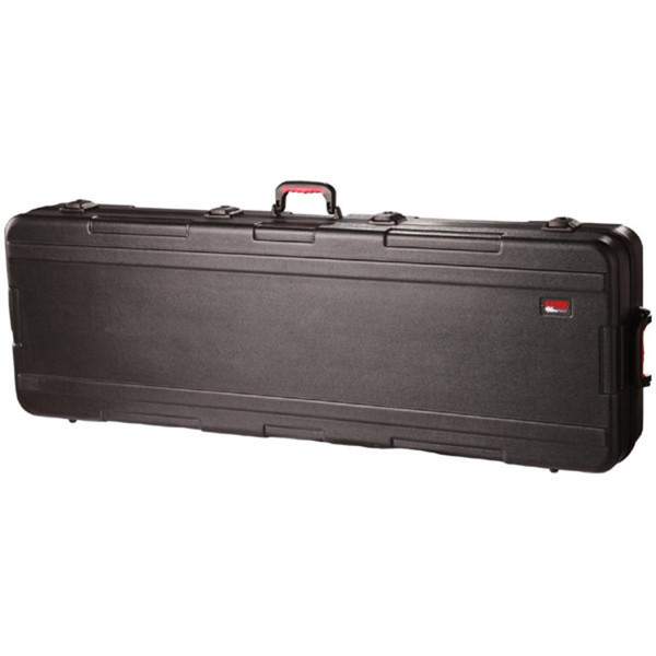 Gator 76 Note Keyboard Case w TSA Latches and Wheels (Deep)