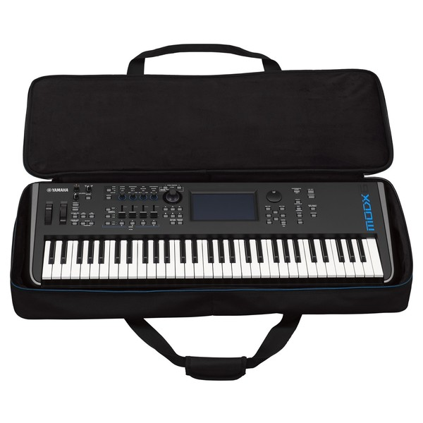 yamaha modx6 synthesizer keyboard with soft case at gear4music. Black Bedroom Furniture Sets. Home Design Ideas