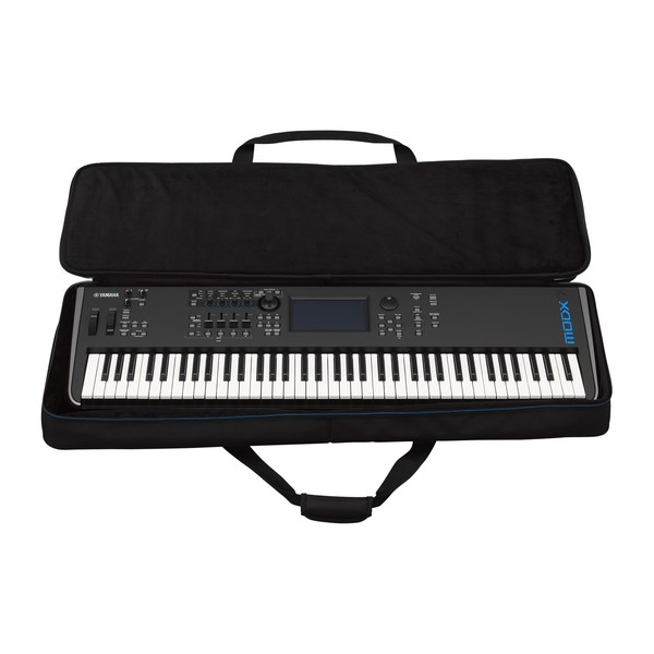 yamaha modx7 synthesizer keyboard with soft case at gear4music. Black Bedroom Furniture Sets. Home Design Ideas