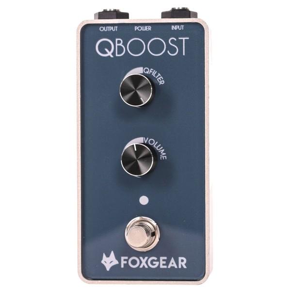 Foxgear QBoost Semi-Parametric Boost