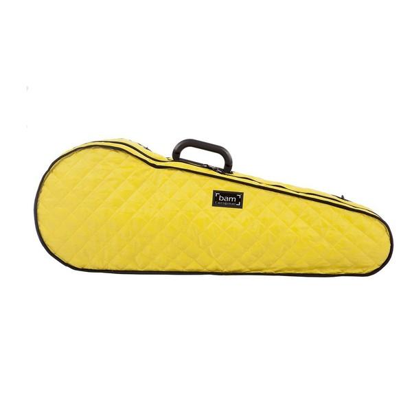 BAM HO2200XL Hoody for Hightech Contoured Viola Case, Yellow