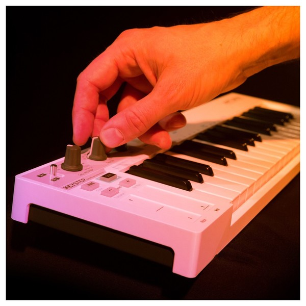 Arturia KeyStep USB Keyboard with Polyphonic Step Sequencer - Lifestyle
