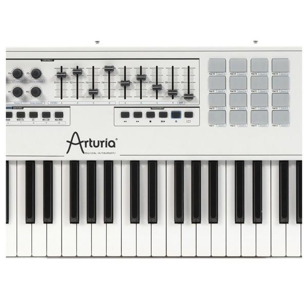 Arturia KeyLab 88 Hammer Action Hybrid MIDI Controller - Controls 2