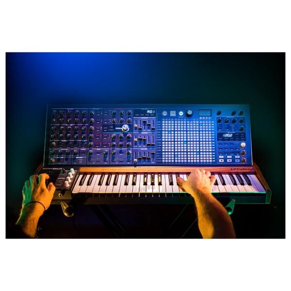 Arturia MatrixBrute Analog Synthesizer - Lifestyle 1
