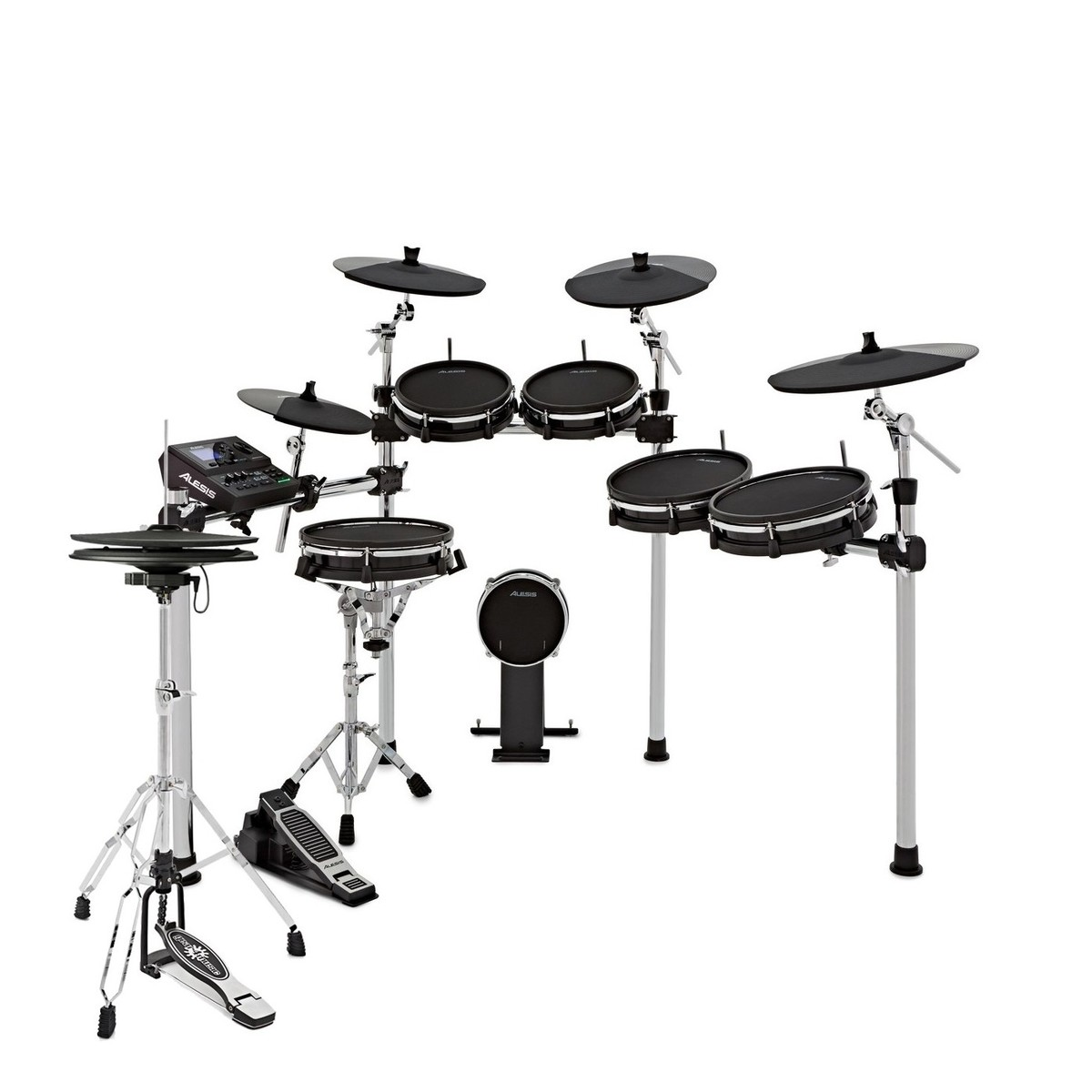 alesis dm10 mkii pro with pro x hi hat bundle at gear4music. Black Bedroom Furniture Sets. Home Design Ideas