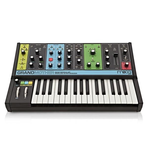 Moog Grandmother Semi-Modular Analog Synthesizer main