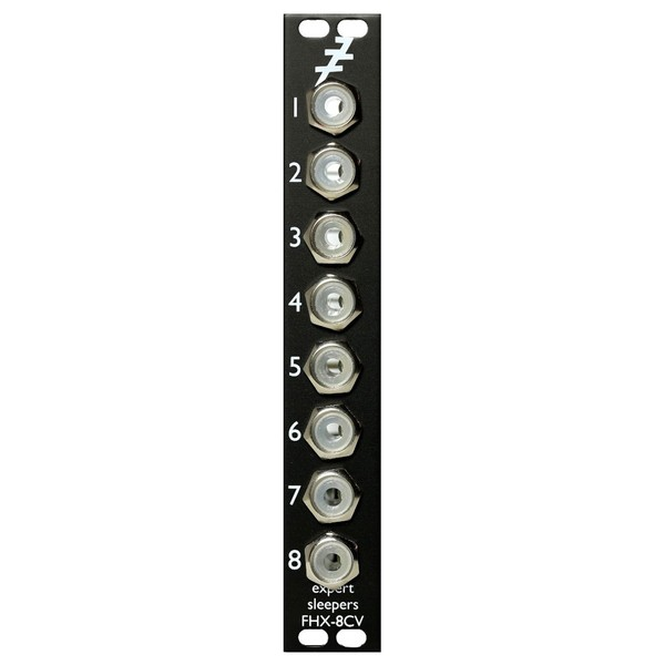 Expert Sleepers FHX-8CV main panel